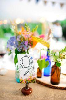 Vintage Inspired DIY Wedding | Photos