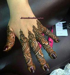 arabic bridal mehndi designs Best Gujarati Mehndi DesignsFashionMore Pins Like This At FOSTERGINGER @ Pinterest