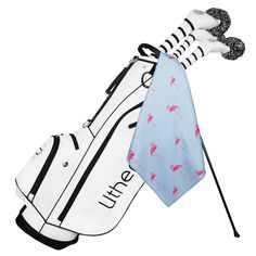 Perfect Golf, Golf Towels, Wipe Away, Dimples, Golf Bags, New Product, Flamingo, High Top Sneakers, Converse