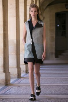 Bouchra Jarrar Winter 2014 Couture collection.