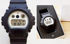 Casio G-Shock by fragment design