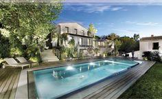 #Saint Tropez Immobilie / Großzügiges Stadtvilla mit herrlichem Blick fußläufig zum Ortskern / Luxus /#Villa # Frankreich