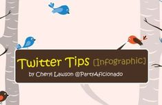 Slideshare Infographic: How to Use Twitter | Infographic A Day #Slideshare #Twitter