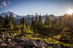 Lake Ann (Mt. Baker Highway) — Washington Trails Association