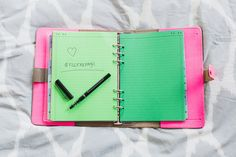 A Beginner's Guide To The Filofax: How To Plan Your Life, Kick Some Ass, And Make Magic… With Stationery!