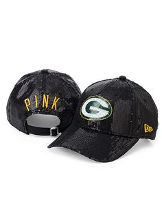 Green Bay Packers Sequin Hat