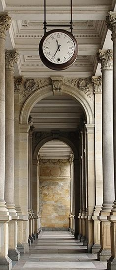 A doorway is a passage into another space and this door mural redefines your door as a noble hallway. With a scholarly, European design, this mural adds an architectural flair to any door. - x - 2 Panel Photomural - Paste Not Included - Vinyl Coated Paper Door Murals, Mural Art, Neoclassical Architecture, Architecture Details, Paris Architecture, Halle, Custom Wood Doors, Wooden Doors, Mediterranean Homes
