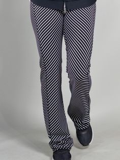 Unique, Pretty Colors are the highlight of the JoFitladies golf collection just like this Diagonal Stripe JoFit Ladies Packable Golf/Tennis Pants!