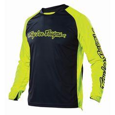 Troy Lee Sprint Long Sleeve MTB Jersey