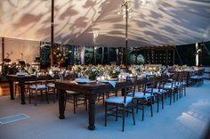 Wedding Reception | Stamford Tent & Event Services