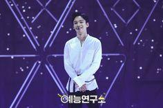 Chen - 160823 MBC Show! Music Core website update Credit: MBC. (MBC 쇼! 음악중심)