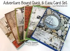 Adventure-bound-paper-stack-card-set-stampin-up