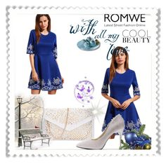 """Romwe"" by munevera-berbic ❤ liked on Polyvore featuring romwe"