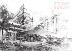 Studio Szraf kurs rysunku Łódź. autorka: Natalia Piestrzyńska