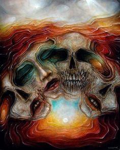 macabre art | Tumblr