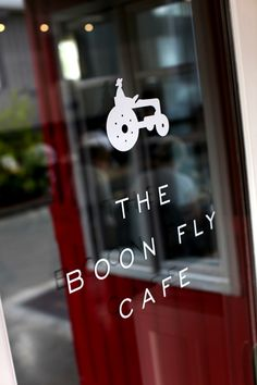boon fly cafe - napa.  best donuts.
