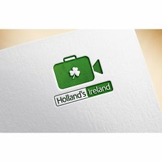 Logo for Irish Online Travel Channel by camuflasa