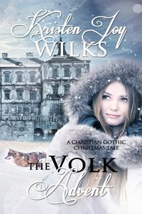 """Read """"The Volk Advent"""" by Kristen Joy Wilks available from Rakuten Kobo. An orphaned Siberian teen loses her job and home on Christmas Eve. Left on the streets to freeze, Faina flees to an aban. Christmas Tale, Christmas Books, Christmas Holidays, Bad Cover, Cover Art, Christian Christmas, Losing Her, Advent, My Books"""