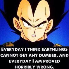 #Vegeta quotes
