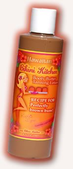 Best Tanning Lotions | Bikini Kitchen Booty Butter Tanning Lotion
