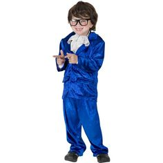 Child Austin Powers Costume  sc 1 st  Pinterest & 20 Things You Might Not Know About The Austin Powers Films ...
