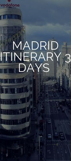 Madrid itinerary 3 days and 2 nights: Have a look at these well-crafted itineraries for three days in Madrid and travel guides. Know how to get most out of 3 days in Madrid with proper planning. World Of Wanderlust, Vacation Planner, Eurotrip, Tour Guide, Budget Travel, Travel Guides, Trip Planning, Madrid, Travel Destinations