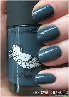 MAC 'Blue India'