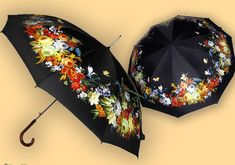 Art And Craft Videos, Arts And Crafts, Fancy Umbrella, Diy Art, Folk Art, Umbrellas, Painting, Products, Popular Art