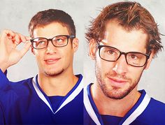 Kevin Bieksa and Ryan Kesler (when Kesler was with the Canucks). They could be The Proclaimers!