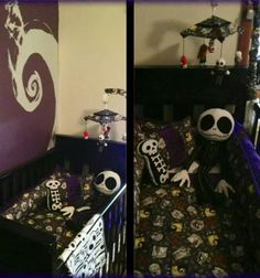 nightmare before christmas nursery the jack plush toy is adorable nightmare before christmas bedding