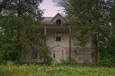 Abandoned house, Warren County, North Carolina