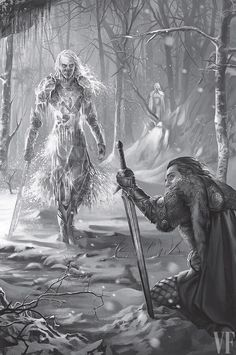 BEYOND THE WALL By Magali Villeneuve/Penguin Random House. A Game of Thrones 20 years: ilustred edition. by Random House