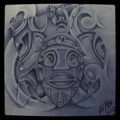 Puerto Rico Tat - Taino Symbolism | My Tattoo Ideas ...