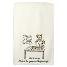 This Shit is Bananas Funny Kitchen Towel With Saying