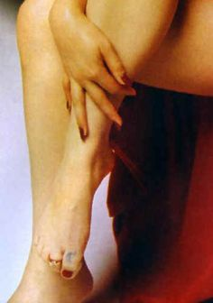 Tattoo Drew Barrymore Foot Jennifer Aniston 36 Other