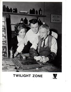 Twilight Zone Patricia Crowley 8x10 Photo K2766 | eBay
