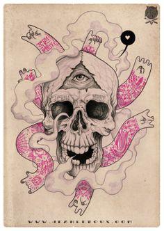 http://www.th-ink.co.uk/wp-content/uploads/2012/04/jeanleroux-skull.jpg