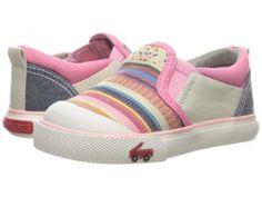 See Kai Run Kids Italya (Toddler) (Multi Stripe) Girl's Shoes