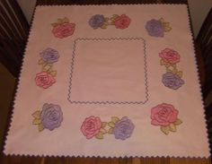 OregonPatchWorks.com - Sets - Roses for Mom