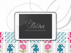 With more than 120 different beads, available in many sizes, and more than 30 accessories, Perl'Art is the essential tool to design your jewelry patterns. Jewelry Patterns, Beading Patterns, Bead Art, Ipad, Make It Yourself, How To Make, Software, Design, Interesting Facts