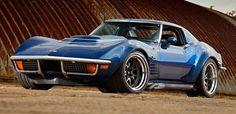 pro-touring c3 corvette   Corvette: Pro Touring