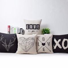 These delightful throw pillow showcases are an artful addition to your living room sofa or...