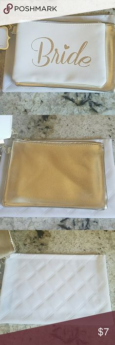 Bridal clutches. Brand new Brand new, can be used for anything. Bags