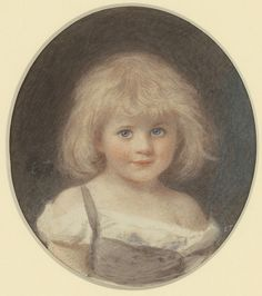 Irish Old Masters Paintings | Three portraits of children in the Danish Royal Family, Edward Tayler ...