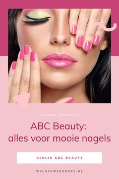 Slingert bij jou ook altijd alles overal rond aan nagelproducten? Een nagellakje daar, een vijl daar? Bij ABC Beauty shop je niet alleen nieuwe nagellakjes en nailart, maar ook handige koffers om alles bij elkaar te houden. Alles voor mooie nagels vind je bij ABC Beauty. #abcbeauty #beauty #beautywebshop #nagellak #nagellakinspiratie Nailart, Om, Lipstick, Beauty, Everything, Lipsticks, Beauty Illustration