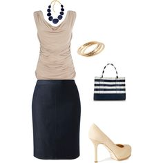 night on the town - Polyvore