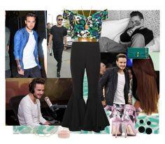 """Party with Liam"" by soledad-trinidad on Polyvore featuring moda, Improvements, Payne, E L L E R Y, Liam Fahy, Humble Chic, Dolce&Gabbana, J.Crew, LiamPayne y liam"