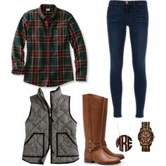 """fall preppy."" by girl-gone-preppy on Polyvore"