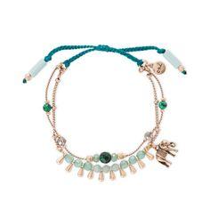 Mystic Mandala Elephant Charm Bracelet   Chloe + Isabel