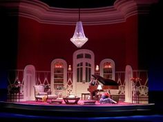 Image result for abstract theatre sets windows
